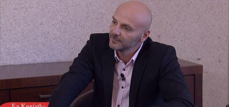 Συνέντευξη κ. Κωνσταντίνου Συριάνου στην Ηλέκτρα