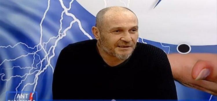 Τηλεοπτική συνέντευξη Αλέξη Αλεξανδρή στον τηλεοπτικό σταθμό ΑΧΙΟΝ